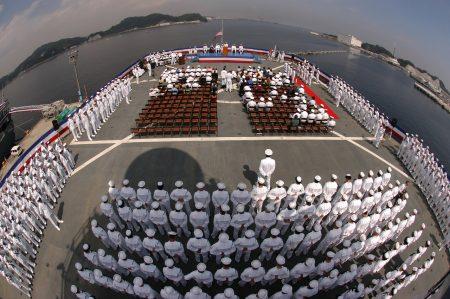 Японские моряки