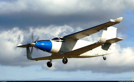 Самолет ТВС-2ДТС