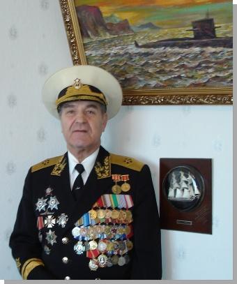 Алексей Арсентьевич Белоусов