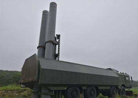 """Ракетный комплекс """"Бал"""""""