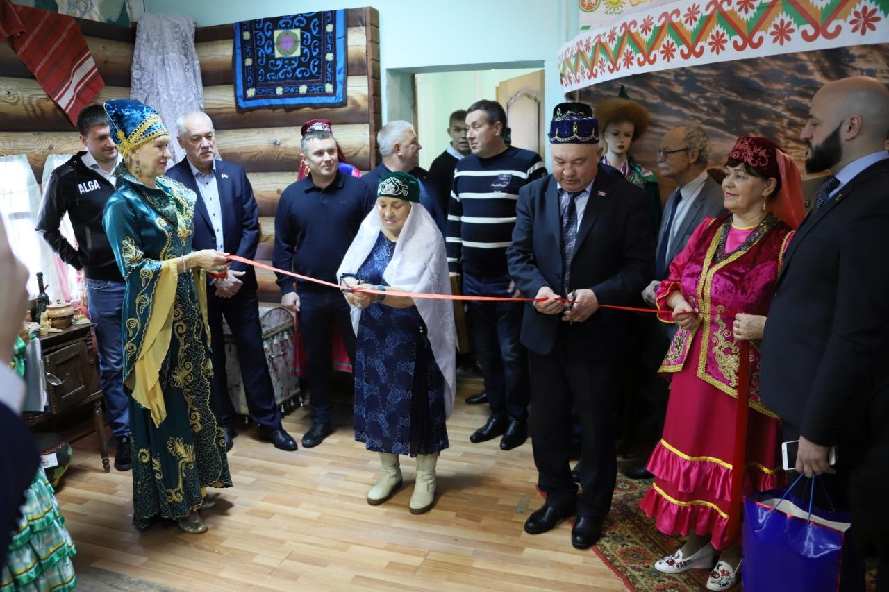 Центр татаро-башкирской культуры и традиций открылся во Владивостоке