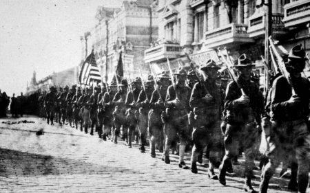 Селян живыми закопали в землю, партизана четвертовали... Что вытворяли американцы 100 лет назад на Дальнем Востоке