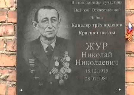 Николай Жур