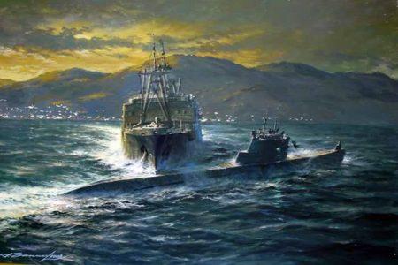 21 октября - трагическая дата: ровно 39 лет назад в заливе Петра Великого погибла подводная лодка Тихоокеанского флота С-178