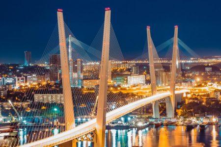 Владивосток вошёл в десятку самых красивых городов России для осенних путешествий