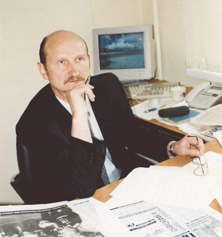 Николай Журов