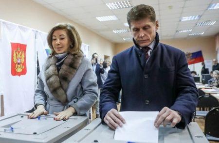 Власти Владивостока проиграли суд с компанией жены губернатора Кожемяко