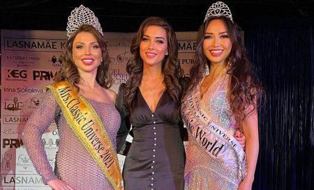 Якутянка завоевала несколько титулов на международном конкурсе «Миссис Вселенная классик»